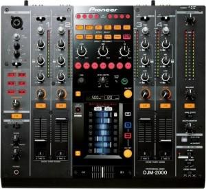zvuk-nn. pioneer djm 2000