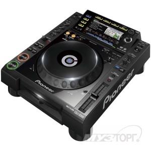Zvuk-nn. Pioneer CDJ 2000
