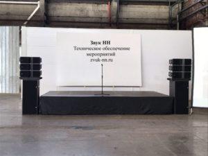 podium 6x4 zvuk-nn